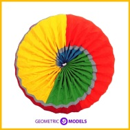7 Color Torus Donut