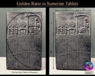 tablet of Shamash - golden ratio 01