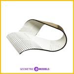 Mobius strip – Geometric Models