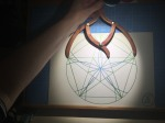 sacred geometry drawing with golden ratio 05