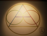 sacred geometry drawing with golden ratio 22