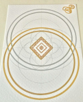 sacred geometry drawing with golden ratio 38