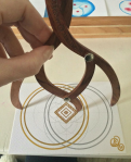 sacred geometry drawing with golden ratio 39