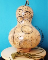 Metatrons gourd - side 02 - day view